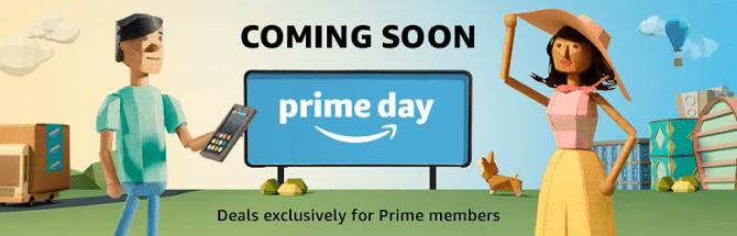 Amazon Prime Day Banner