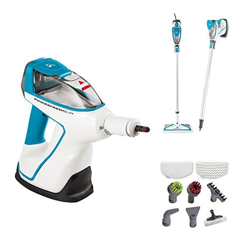 issell PowerFresh Slim Hard Wood Floor Steam Cleaner System多功能手持地面蒸氣清潔機